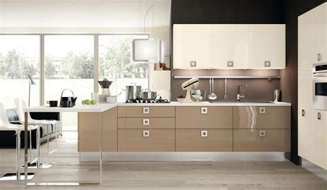 Paint Colours For Kitchen Cabinets Acrylic Kitchen Doors The Ultimate Gloss Kitchen
