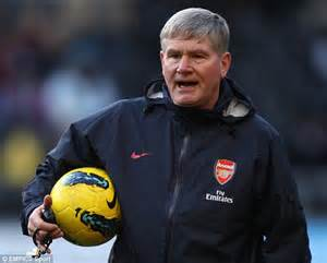 arsenal coach arsenal stars planning tribute to ex coach pat rice