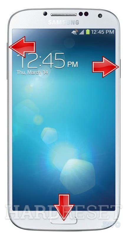 reset samsung s4 hard reset samsung i337 galaxy s4 dk hard reset android