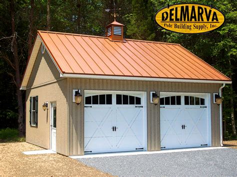 garage barns 2 car garage pole building residential pole buildings