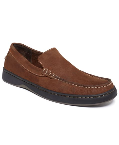 top loafers sperry top sider s front venetian loafers in