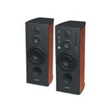 Jual Speaker Aktif Sharp Jogja harga jual sharp asp1001bo active speaker