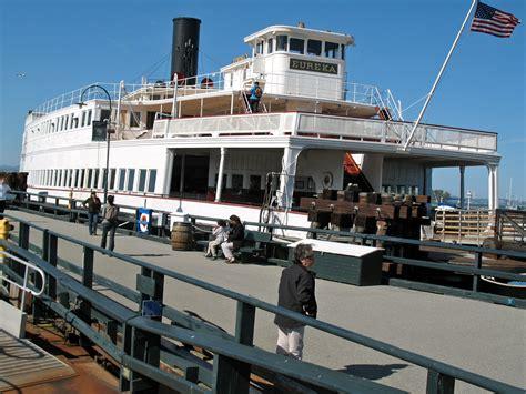 ferry boat file eureka steam ferryboat san francisco jpg
