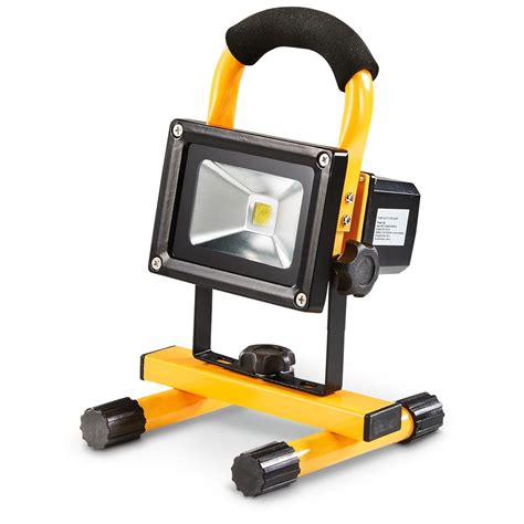 stanley bf0109 barflex corded cordless rechargeable led work light rechargeable work light review images