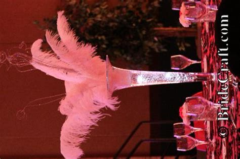 centerpieces with feathers and flowers wedding centerpieces without flowers