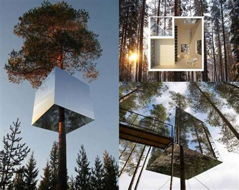 archi choong treehotel sweden 19 best images about design espace on pinterest