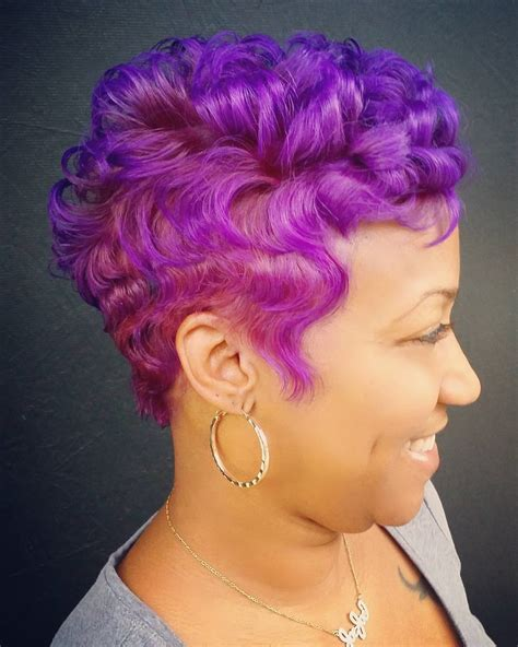 Purple And Hairstyles by 20 Swoon Worthy Lilac Hairstyles