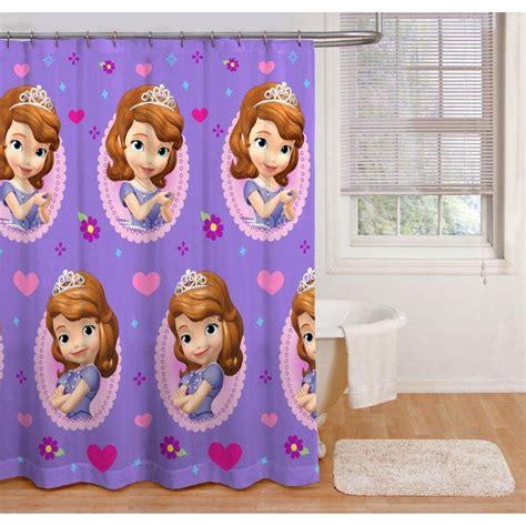 sofia the first shower curtain disney junior sofia the first shower curtain shower