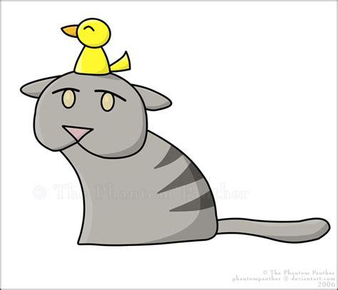 Cat Tembok Avian Taupe 332 werid cat and bird design 01 by phantompanther on deviantart
