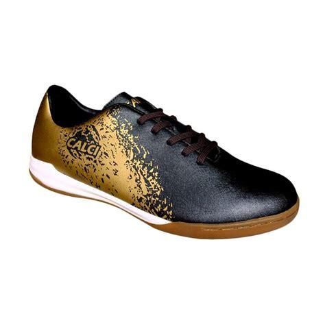 Sepatu Bola Merk Calci jual calci empire sepatu futsal black gold