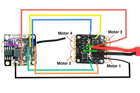 cc3d quadcopter wiring diagram free picture schematic f450