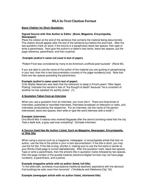 referencing examples in essays apa essay samples apa research paper