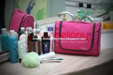 Terbatas Gadget Charger Organizer Pink Gco toiletries bag organizer tbo lovely closet