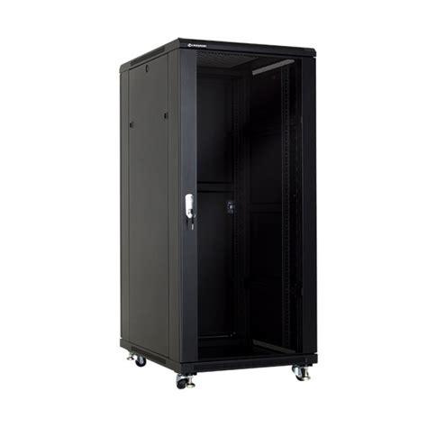Cabinet Pdu by 27u 600x800 Freestanding Network Cabinet With Fan Pdu