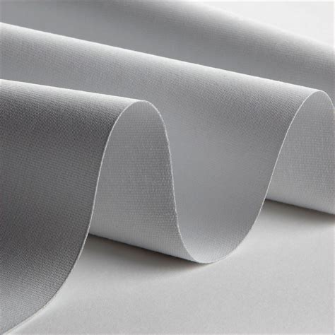 l shade fabric material blackout cloth projector screen material
