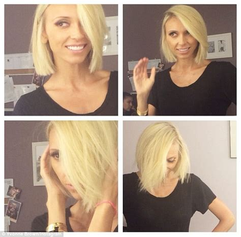 why did guilliana rancic color her hair e news giuliana rancic shows off new blonde locks during