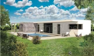maison ragondin plan de moderne par archionline