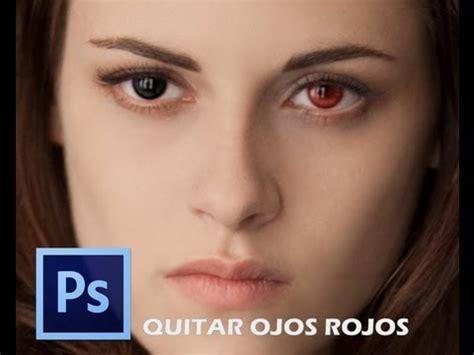 editor de imagenes quitar ojos rojos quitar ojos rojos de una imagen con photoshop cs6 youtube