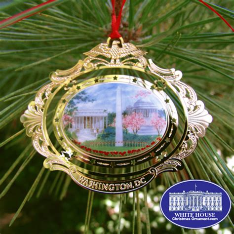 the washington dc cameo ornament washington dc gift shop