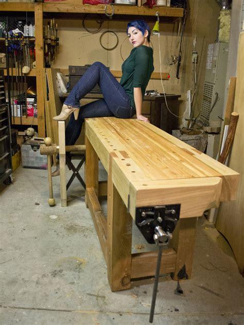 large work bench large workbench plans plans diy free download building a suspension footbridge home