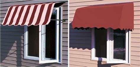 Window Awnings Fabric by Sunbrella Fabric Casement Window Awnings