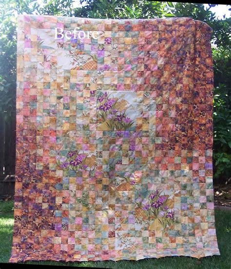 Watercolor Quilts by Watercolor Quilt Carla Barrett