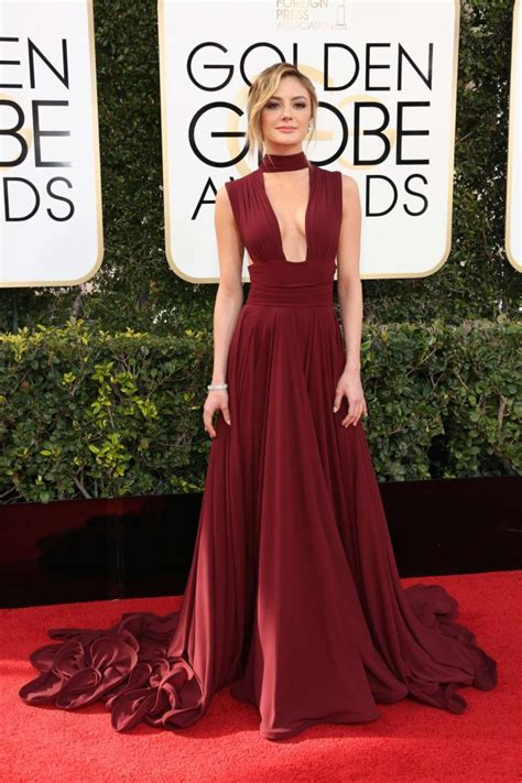 05 Dress Christine christine evangelista 74th annual golden globe awards 05 gotceleb