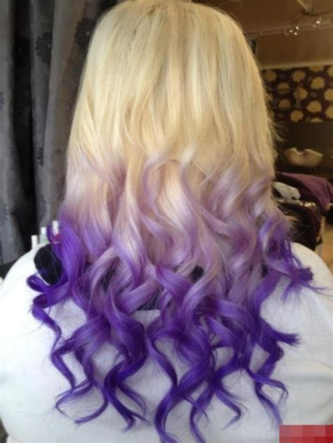 20 purple ombre hair color ideas thick hairstyles top 20 purple ombre hair trends hair colors ideas