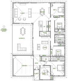 efficient floor plans best 25 house plans australia ideas on