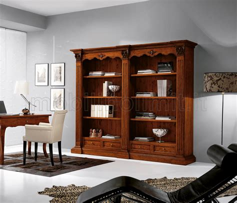 libreria in stile libreria stile antico bestofdesign
