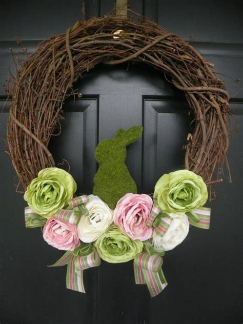 spring wreath ideas 15 diy wreath ideas for easter pretty designs