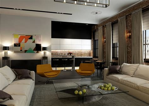 modern furniture design 3 ideas for a 2 bedroom home includes floor plans