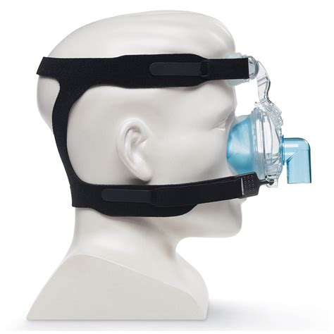 respironics comfort gel full face mask comfortgel blue nasal cpap mask with headgear by philips