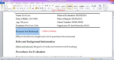 section in word ms word trick make your headings stay on the same page as