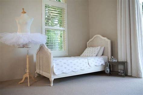 french provincial girls bedroom french ballerina inspiration for kids bedroom decor at