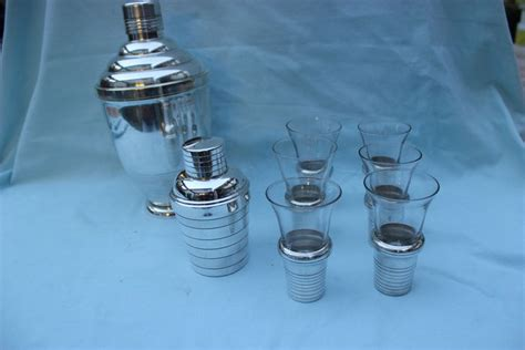 Glassis Maxi cocktail shaker maxi mini glasses catawiki