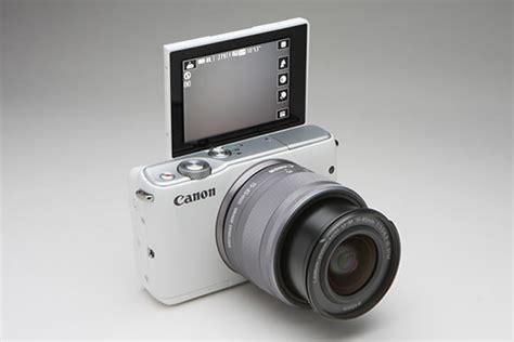Kamera Samsung Yang Bisa Selfie eos m10 kamera tanpa cermin yang sesuai bagi semua pengguna