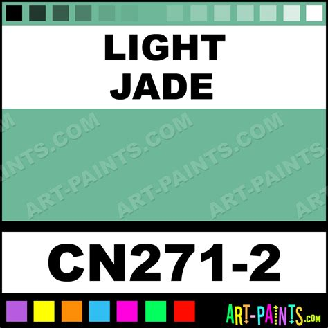 light jade concepts underglaze ceramic paints cn271 2 light jade paint light jade color