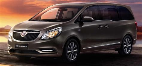 cadillac minivan 2017 buick reveals gl8 25s for china gm authority