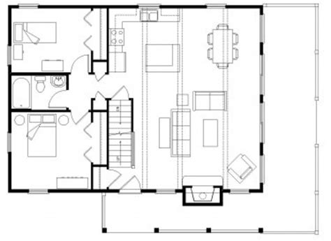 simple house plans with loft simple house floor plans house design