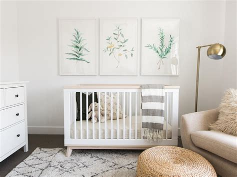 How To Decorate A Nursery On A Budget Everything We About Beyonce S Nursery Design Ideas For Hgtv S Decorating Design