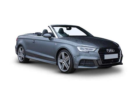 A3 Audi Cabrio by Audi A3 Diesel Cabriolet Lease Audi A3 Finance Deals And