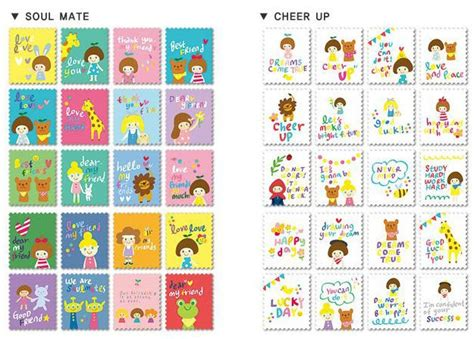 Household Planner free shipping little girl diy decorating stickers diary