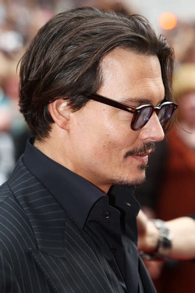 Johnny Depp Hairstyles by More Pics Of Johnny Depp Cut 20 Of 32