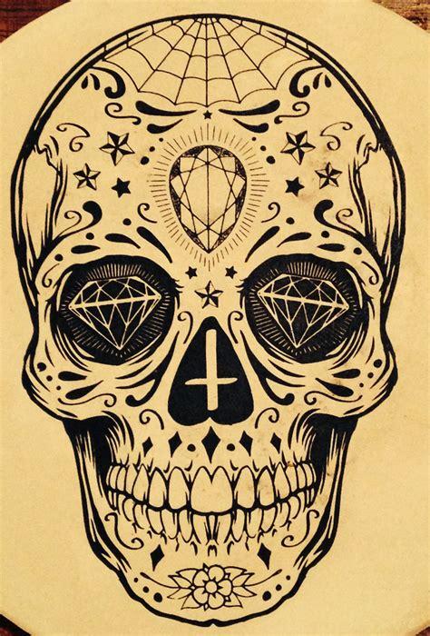tattoo pinterest skull sugar skull tattoo tattoo pinterest sugar skull