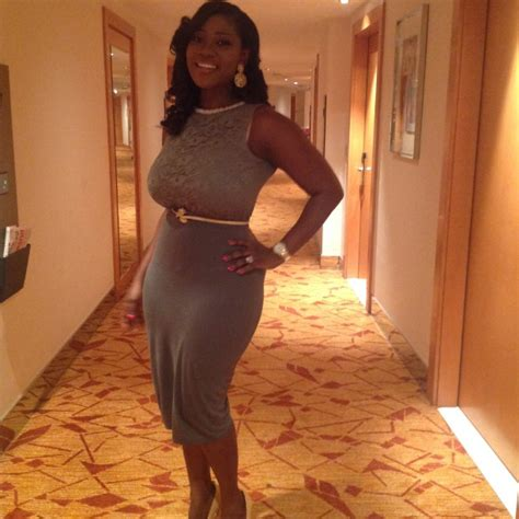 Top 20 Most Curvy African Celebrities Of 2015