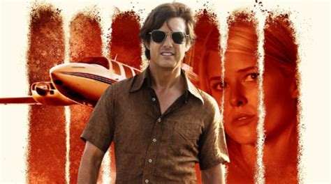 Film Tom Cruise American | american made movie review