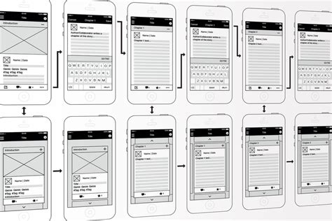 an insight into wireframing heroes amp guises heroes amp guises