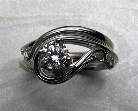 Viking Dragon En Ement Ring Metamorphosis Jewelry