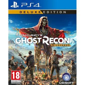 Ps4 Tom Clancy S Ghost Recon Wildlands Reg 3 Limited tom clancy s ghost recon wildlands deluxe edition ps4 compre jogos na fnac pt